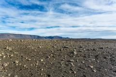 Icelandic desert (Einar Schioth) Tags: holasandur hlasandur eyimrk desert sky autumm autummcolors sand stone stones canon clouds cloud nationalgeographic ngc landscape photo picture outdoor iceland sland einarschioth