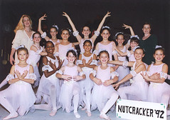 1992-flowers (City of Davis Media Services) Tags: 1992 nutcracker