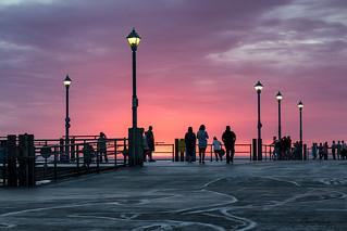 Redondo Sunset: Canon 5D IV