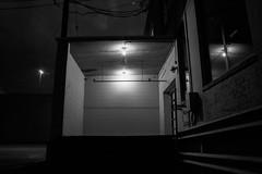 JND_1913.jpg (sparkleOven) Tags: light luz negroyblanco city ciudad urban urbano structure estructura shadow sombra night noche street calle streetphotography blackandwhite people personaje