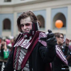 IMG_8470 (Angry_Hedgehog) Tags: cosplay costume play star wars zombie darth vader steampunk steam punk mandalore
