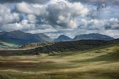 The Ring of Kerry Mountains (Evoljo) Tags: ballaghbeamapass kerry ireland mountain view scenic sky grass green nikon d500