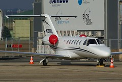 Cessna Citation Jet CJ2 ~ N250BL (Aero.passion DBC-1) Tags: dbc1 aeropassion david biscove aviation avion aircraft plane spotting lbg bourget cessna citation jet cj2 ~ n250bl