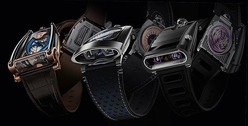 MB&F MH8 Can-Am
