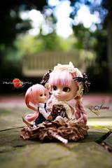 Tender Moments (dreamdust2022) Tags: sweetiepiestrawberries cute playful giggles happy loving sweet little baby girl aurora tender kind love kiss hug mother angel magical young lady littlepullip pullip doll