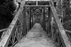 Puente El Salto, El Salto Bridge, Aasco, Puerto Rico (Louis O'Halloran) Tags: puertorico bridges elsalto anasco blackandwhitebridges elsaltoanasco