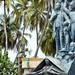 Monumento alla cultura indigena in Riohacha