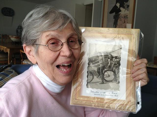 Aunt Dorothy's Bike Expression