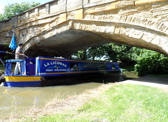 Grand Union Canal - Cosgrove (DarloRich2009) Tags: boats boat northamptonshire barge narrowboat towpath canalboat grandunioncanal barges narrowboats cosgrove canalboats fennystratford grandjunctioncanal