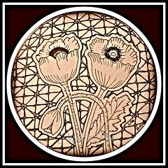 Poppys before colour (Poppie_60) Tags: pen drawings doodle tangle zentangle zendoodle ziazentangleinspiredart