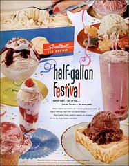 1953 Sealtest (1950sUnlimited) Tags: food design desserts icecream 1950s packaging snacks 1960s dairy midcentury snackfood sealtest