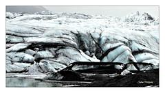 Myrdalsjkull Glacier (iJoydeep) Tags: iceland reykjavik glacier southshoreadventure myrdalsjkull