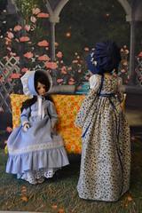 Empire dresses for msd (5) (Nika-Nika) Tags: outfit dress pride des empire bjd dim fairyland msd prejudice larina soodarkelf minifee