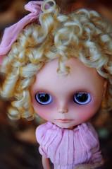 golden curls