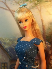 Vintage Mod TNT Pale Sunkissed Barbie (The doll keeper) Tags: vintage mod barbie tnt sunkissed