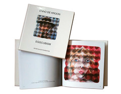Eggcubism book (Enno de Kroon) Tags: book topv555 topv333 topv999 eggcubism ennodekroon peterklausfoundation rotterdamsekunstenaar