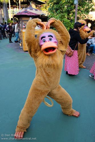 Monkey characters disney - photo#4