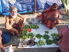 PA210887 (northwest3) Tags: people tomato children pepper faces eggplant cucumber smiles potato dhaka okra cilantro bangladesh bittermelon chilepepper greenchile