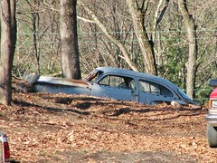 FASTBACK OF THE PAST (richie 59) Tags: autumn trees usa cars abandoned car rural america outside us rust automobile unitedstates antiquecar country rusty vehicles faded rusted vehicle dodge newyorkstate mopar oldcar sideview oldcars automobiles rustycar 2012 wornout nystate rustyoldcar americancars fastback abandonedcar hudsonvalley antiquecars 2door americancar rustedout motorvehicles fadedpaint ulstercounty 1940scar junkcar twodoor motorvehicle junkcars uscar uscars midhudsonvalley olddodge oldrustycar ulstercountyny chryslercorporation oldrustycars greycar 1940scars 1951dodge 2doorfastback townofulster richie59 oldmopar townofulsterny nov2012 nov182012 dodgefastback