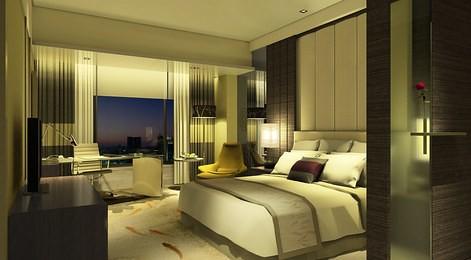 **の日系ホテル:ホテル ニッコー 上海