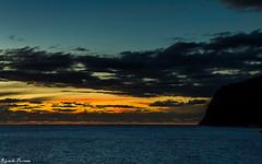 Sunset (RicardoPestana2012) Tags: sunset sea sky portugal clouds cabo madeira funchal giro