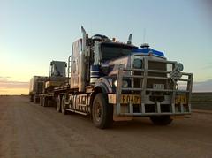 IMG_2038 (pumpkin_tits) Tags: truck hotelcalifornia outback roadtrain 501 kenworth kjm c501 kjmcontractors