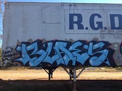 Blaes (AlwaysHated) Tags: graffiti birmingham alabama sab blaes