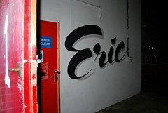 Eric (Di's Free Range Fotos) Tags: uk england west graffiti sussex eric artillery gary ha heavy