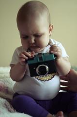 sETTINGS nO gOOD (luka_bracki) Tags: camera new york nyc baby ny brooklyn 35mm toy 50mm lomo lomography nikon mini plastic diana 2012 bensonhurst d7000
