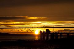 Sunset 21st November 2012 (mark_fr) Tags: york sunset sky sun set sunrise volcano maple view market yorkshire hill estuary vale east dust rise volcanic mere beverley humber hornsea weighton beeford lissett molescroft