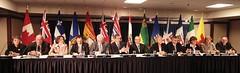 Premiers news conference/conférence de presse des premiers ministres