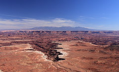 Canyonlands National Park (nikidel) Tags: usa monument nature utah parks canyon canyonlands buck overlook