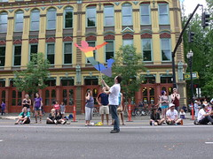 (daffodilly) Tags: portland pride2012