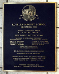 Dedication & Recognition Signage