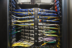 _MG_6159-4 (k.a. gilbert) Tags: campus wire cords cable indoors cables wires rack handheld inside network fullframe ethernet hbs patchpanel 116 datacenter cat5 uwa panduit tokina1116mmf28 canon5dc