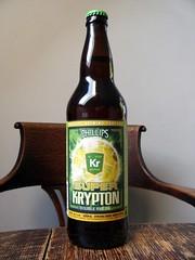 Super Krypton (knightbefore_99) Tags: beer cerveza pivo craft camra real ale bottle bc super krypton double rye pale phillips victoria tasty malt hops