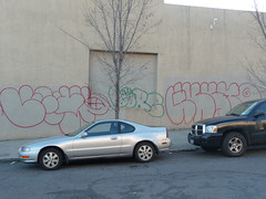 Lewy Bore Gusto (onetwo3stayblowintrEEZ) Tags: nyc graffiti gusto bore lewy