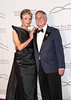 Leba and Neil Sedaka The Silver Hill 2012 Gala New York City