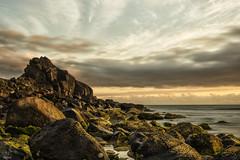 Point Danger (BAN - photography) Tags: ocean longexposure sea beach rocks waves shore tweedheads pointdanger