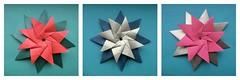 Weihnachtsmandala Carla - Christmas Mandala Carla (Vielfaeltig2010) Tags: star origami mandala stern carlagodoy papierfalten mariasinayskaya christmasmandala vielfaeltig2010 carlaonishi weihnachtsmandala
