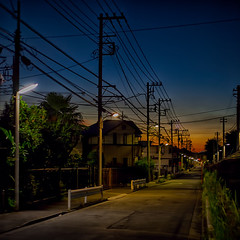 Before Sunrise (rscpics.com) Tags: japan sunrise hdr rscpics