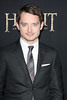 Elijah Wood, Premiere of 'The Hobbit: Unexpected Journey' New York City