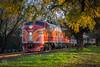 choochoo (Lisa Ouellette) Tags: california winter holidays afternoon trains polarexpress sacramento oldsacramento southernpacificlines x6051