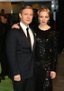 Martin Freeman and Amanda Abbington The Hobbit: An Unexpected Journey - U.K. premiere -