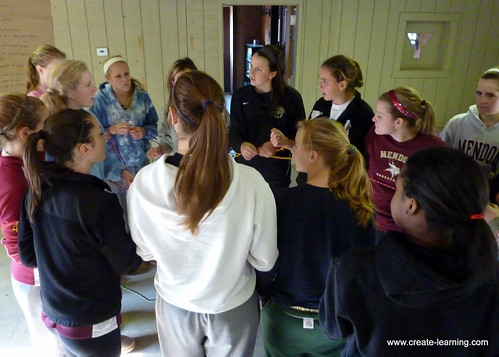 Pittsford Mendon Girls Basketball team building. Create-Learning Team Building and Leadership (36)