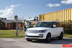 Range Rover HSE - VVSCV3 (VossenWheels) Tags: 22 inch wheels deep rover land range concave hse vossen cv3 cv1 vvscv1 vvscv3