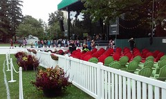 Pines Club Area at Marymoor Park (jiff89) Tags: live music band seattle marymoor park string vip ine seating area cheese incident 2016 concert pines club chairs adirondack