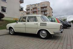 Škoda 100L (magro_kr) Tags: gdańsk gdansk danzig polska poland pomorze pomorskie škoda skoda samochód samochod auto pojazd oldtimer retro automobile car vehicle classic