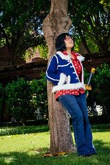 Tashigi () (btsephoto) Tags: cosplay costume play  project akon anime convention dallas texas hilton anatole portrait fuji fujifilm xt1 yongnuo yn560 iii flash tashigi  one piece  fujinon xf 35mm f14 r lens