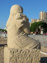 2016_SandSculptingFestival_018 (*Ice Princess*) Tags: revere reverebeach beach sand sandsculpture sandsculptingfestival sandsculptingcontest festival contest internationalsandsculptingfestival sculpture